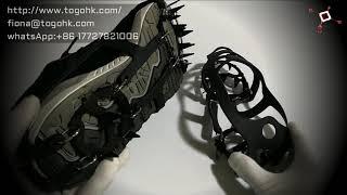 실리콘 등반 미끄럼 방지 신발 그립 제조업체