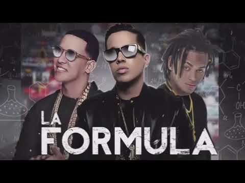 Ozuna, Daddy Yankee , De La Ghetto - La Formula