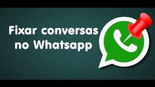 Zapętlaj Fixar conversas no whatsapp (Nova Função)   Filipe Souza