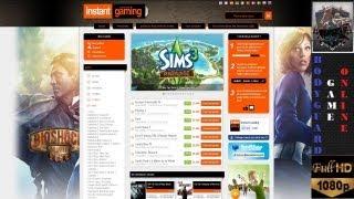 Instant Gaming Tout Savoir Acheter Et Télécharger Un Jeux 100% Légal Et Fiable ★[Full HD 1080P]★