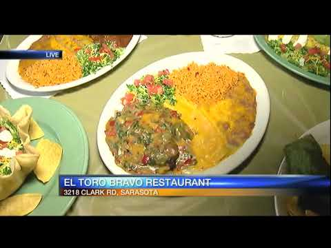 Video: Chef Judi - EL Toro Bravo Restaurant