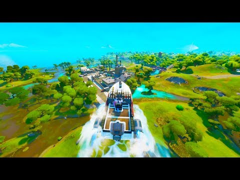 How To FLY With BOATS With This NEW Fortnite Chapter 2 Glitch!