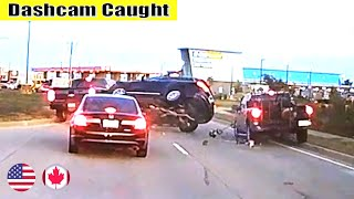 Ultimate North American Cars Driving Fails Compilation - 191 [REUPLOAD]