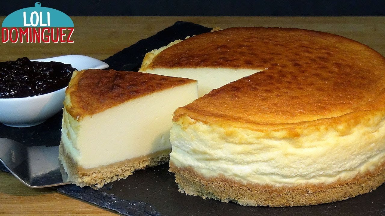 Tarta De Queso New York Cheesecake Y Trucos Para Que Te Quede Perfecta