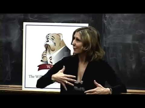Christina Hoff Sommers on Trigger Warnings, Male-Shaming & Moral Panic