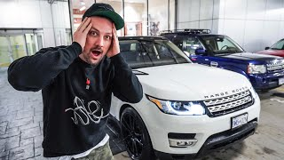 You Won't Believe What RANGE ROVER Did For Me!