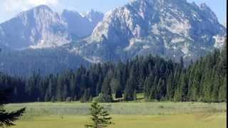 Достопримечательности мира. Национальный парк Дурмитор.(Жемчужина природного наследия Черногории -- национальный парк Дурмитор. Лучшее время для посещения этого..., 2014-10-04T08:17:41.000Z)