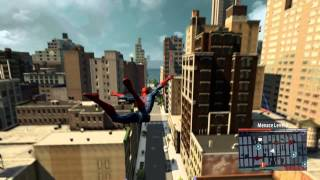 Amazing spiderman 2 parkour.