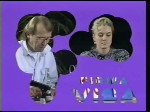 RTV. Firma-Visa Buffi 1989. Westmedia Oy. Rauma.