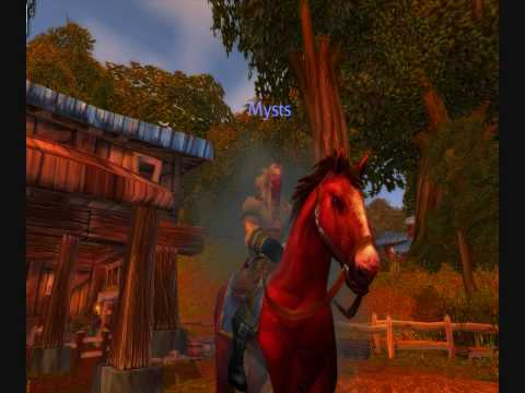 Glop and Myst: A Wow Adventure