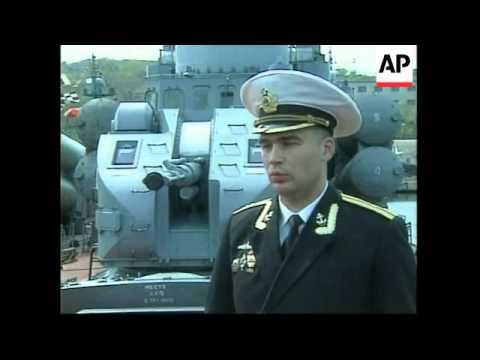 RUSSIA: LIFE FOR THE PACIFIC FLEET NAVY LOOKS SET TO IMPROVE