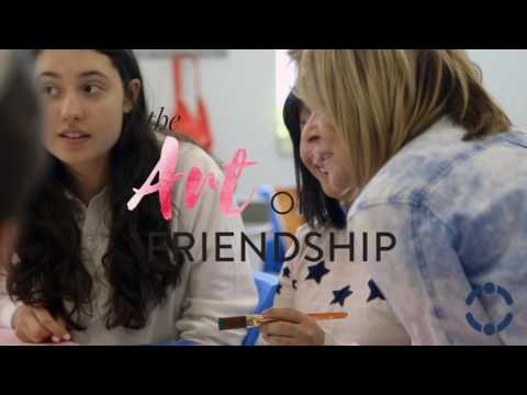 The Art of Friendship Promo
