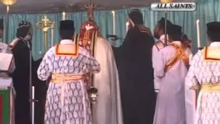 Misa En La India, Por Moran Mor Ignatius Zakka I Iwas, Santidad Ignacio Zakka I ,patriarca De Antioq