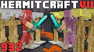 Hermitcraft VII 932 A Game For The Nether Park!