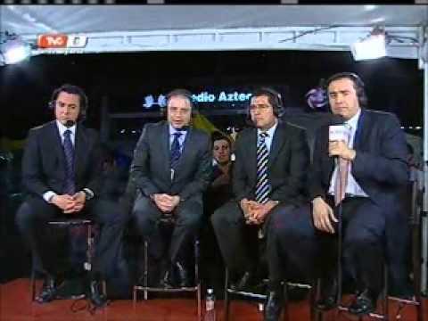 Análisis del México 0-0 Jamaica, en Selección Total de TVC Deportes (06-02-2013)