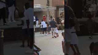 Lil andy dancing at southpoint
