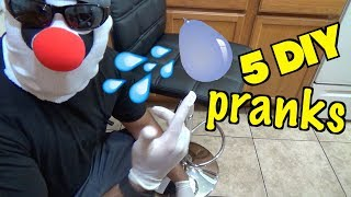 5 Easy Pranks Anyone Can Set Up At Home, Must TRY! - HOW TO PRANK | Nextraker