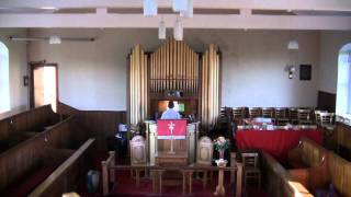 Alleluia, Alleluia, give thanks to the risen Lord - Syke Methodist Church, Rochdale