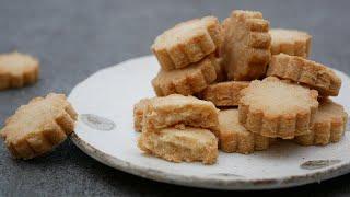 米粉クッキー|cook kafemaruさんのレシピ書き起こし