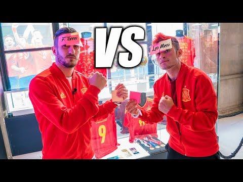 ADIVINA EL FUTBOLISTA CHALLENGE!! con KOKE - Retos de Fútbol