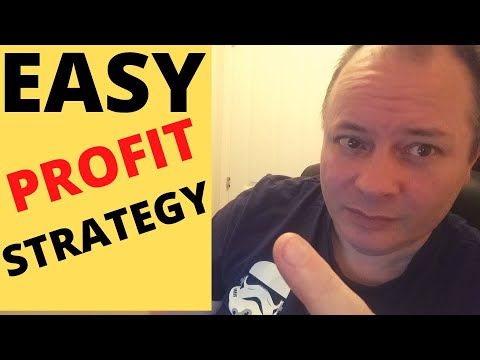 EASY MOVING AVERAGE STRATEGY FOR BEGINNERS – Good Profit on DAX