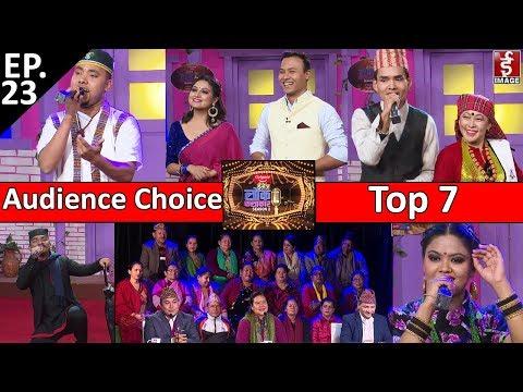Image Lok Kalakar Season 2 || Episode 23 || Top 7 || Audience Choice Round