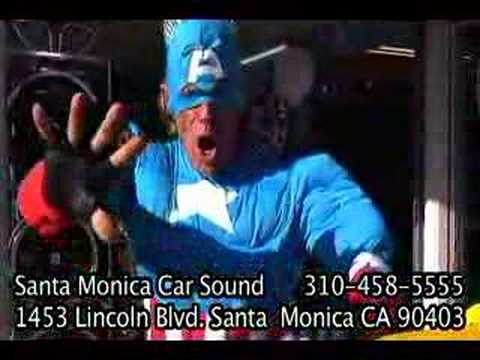 Santa Monica Car Sound Super Bob