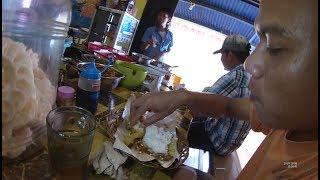 Indonesia Kuningan Street Food 2354 Part.2 Kasreng Ceu Iyan Mang Uban YN010317