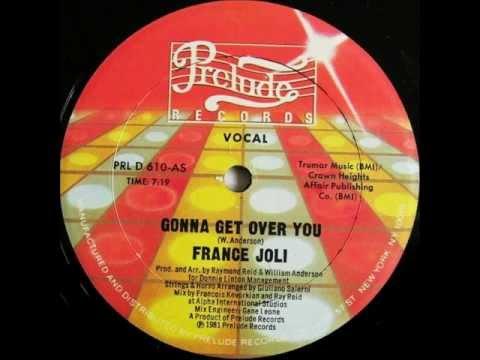 france joli gonna get over you
