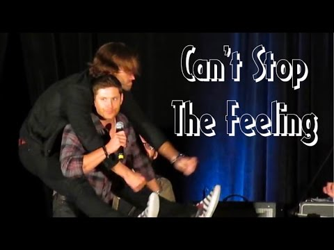 [J2] Jared&Jensen || Can't Stop The Feeling (njcon 2017 winner)