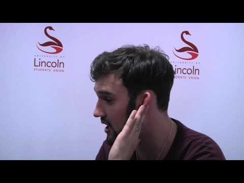 Philip George's Interview with LincTV || 22/01/2016
