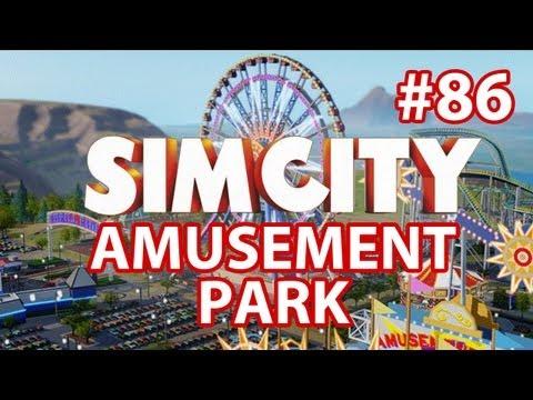 SimCity Amusement Park DLC - Walkthrough Part 86 - New Industry City