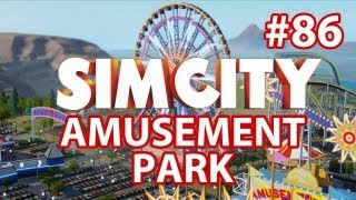 SimCity Amusement Park DLC - Walkthrough Part 86 - New Industry City