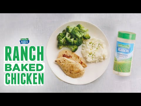 Ranch Baked Chicken