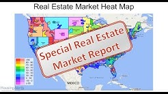 Best & Worst Real Estate Investing Markets - Hot House Flipping & REI Bubble Markets
