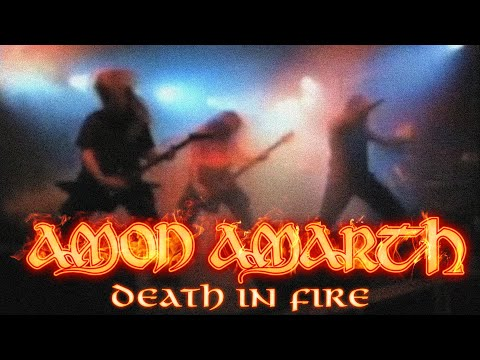 Amon Amarth - Death In Fire (OFFICIAL VIDEO)