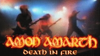 "Amon Amarth ""Death In Fire"" (OFFICIAL VIDEO)"