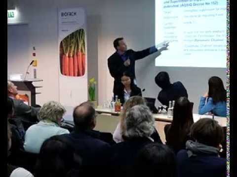 BIOFACH Forum: Will the Chinese dragon fly the organic market? - Part 1