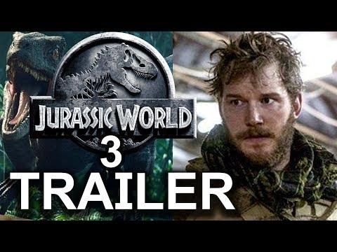 jurassic-world-3:-dominion-teaser-trailer- -bryce-dallas-howard- -chris-pratt-fan-made