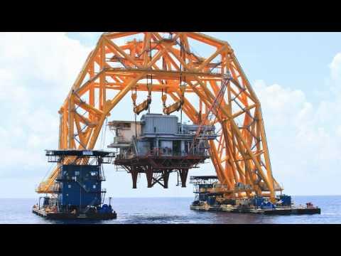 OTC 2012 - Versabar - Decommissioning