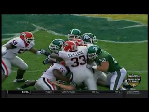 2008 Capital One Bowl - #16 Georgia vs. #19 Michigan State (HD)
