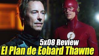 The Flash 5x08 Review y Referencias - ¡REVERSE FLASH CONTROLA TODO! ¿Qué Pasó con Zoom?