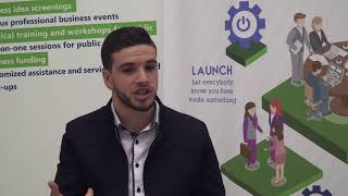 CIBER Focus: Startup Companies and Entrepreneurship in Palestine   Part 6  with Dia a Azzam Ihraiz