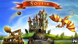 FORTIX - PC - Primeiras Impressões - Gameplay Comentado em Português