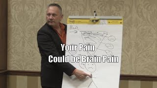 1320 What is Pain and Chronic Illness? Is It Brain Pain?