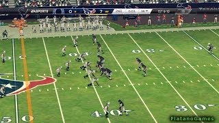 Game Winning Drive! Indianapolis Colts vs Houston Texans - NFL 2013 Week 9 - Madden 25 - HD