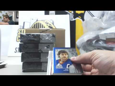 SedinFan-(2) 2013-14 ITG Lord Stanley's Mug 20-box Cases HKY Live Break