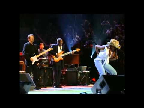 Eric Clapton with Mary J Blige   Not Gon' Cry