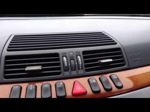 Repeat Mercedes Benz W220 Climate Control Diagnostic by Kos