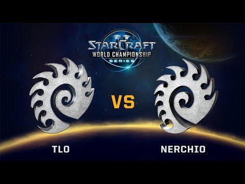 StarCraft 2 - TLO vs. Nerchio (ZvZ) - WCS Valencia Challenger EU - Qualifier Playoffs Losers Semis